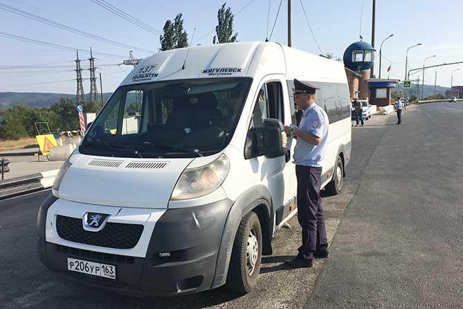 Сотрудники ГИБДД проведут скрытые проверки пассажирского транспорта