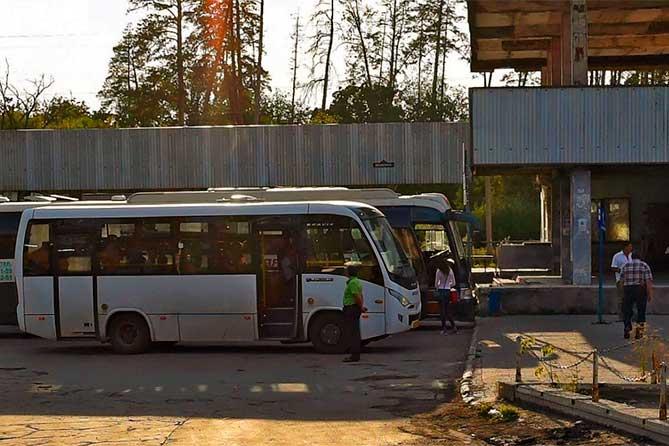 Тольятти – Самара: Решил добраться на автобусе