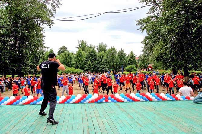 В Тольятти отметили День Бокса 2018 массовой тренировкой
