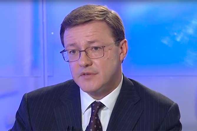 Глава региона поблагодарил тольяттинцев за помощь в проведении ЧМ-2018