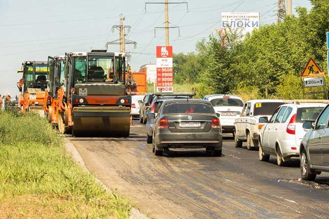 В 2018 году отремонтируют дорогу на Подстепки и дворовые проезды