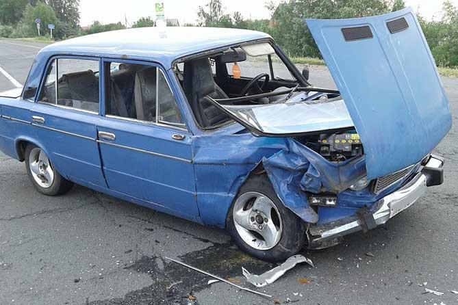 03-07-2018: На автодороге Тольятти-Ташелка произошло ДТП