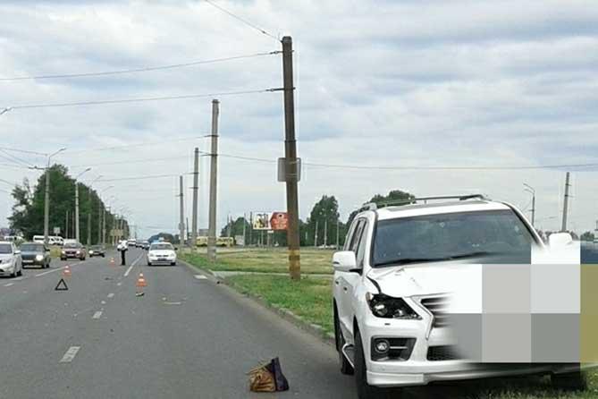 ДТП со смертельным исходом на Южном шоссе