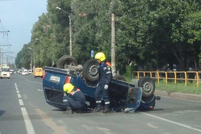 ДТП перекрестке улиц Мира и Карбышева