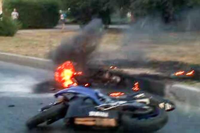 В Тольятти погиб 26-летний мотоциклист