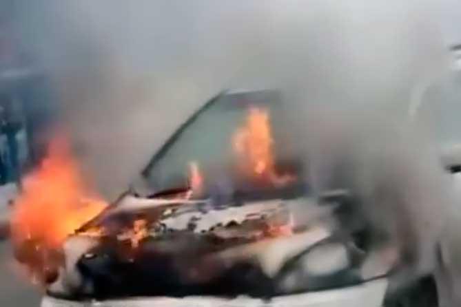 Спалил чужой автомобиль: Житель Тольятти хотел наказать должника