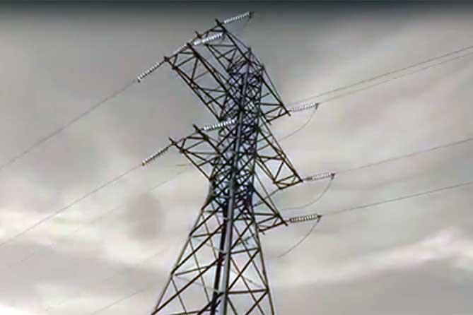 Смертельный несчастный случай на воздушной линии электропередач
