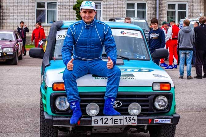 Тольяттинский пилот — участник чемпионата России по ралли-рейдам «Шелковый путь 2018»