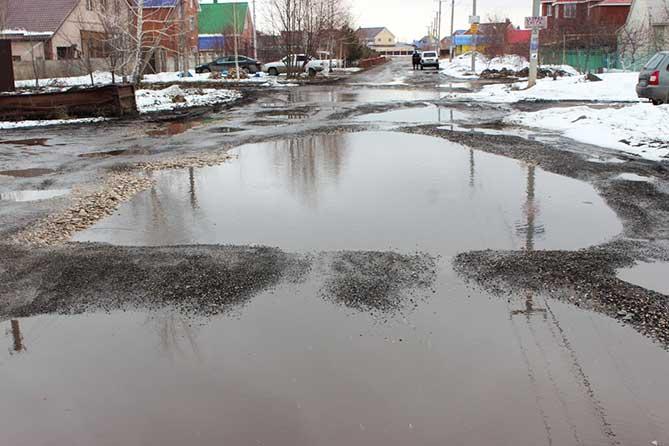Микрорайон «Северный»: Город получил все земельные участки для строительства дорог