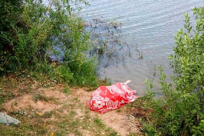 Мужчину обнаружили в 10 метрах от берега