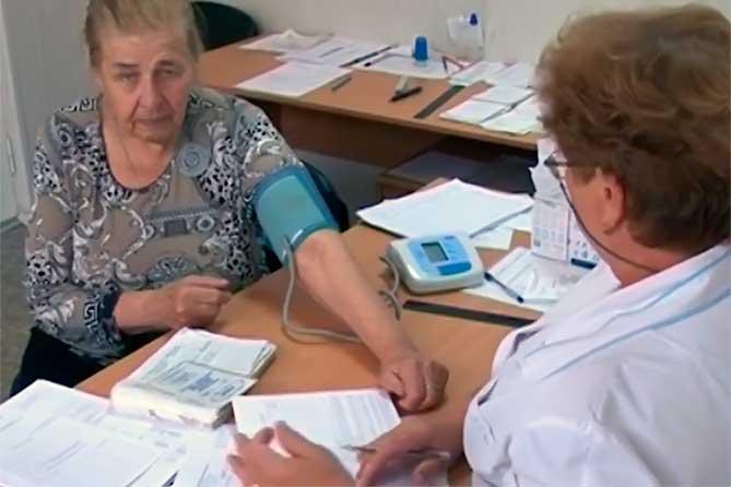 Врачи осмотрят пожилых жителей Тольятти 19 июля 2018 года