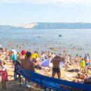 Специалисты проверили воду в акватории пляжа Тольятти