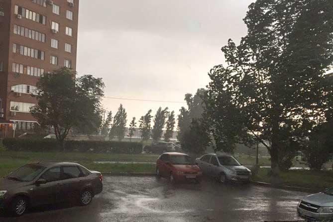 9 июля 2018 года ожидаются неблагоприятные погодные явления