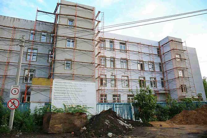 Строительство поликлиники в Тольятти: Обговорили и кадровый вопрос
