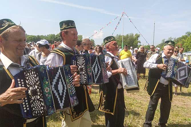 Cабантуй 2018 прошел в Тольятти