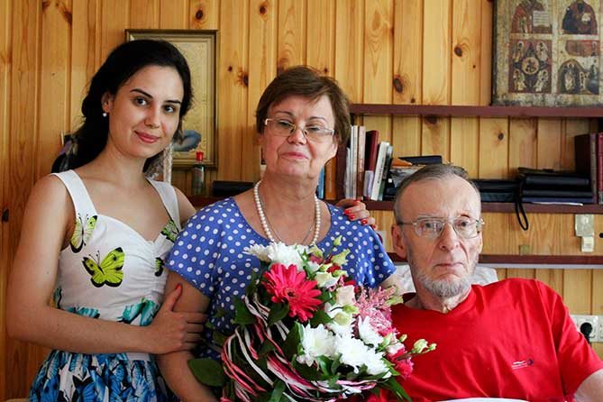 Восемь известных тольяттинских семей удостоены медалей «За любовь и верность»