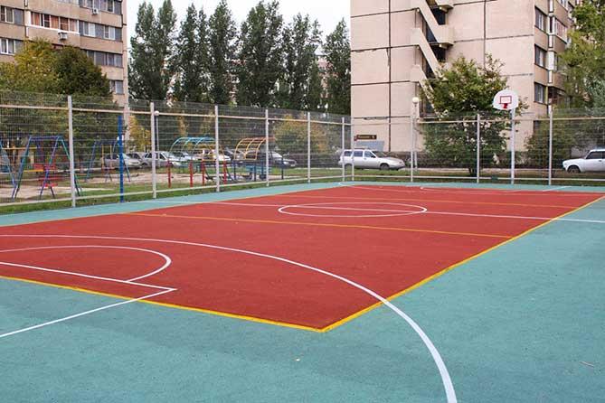 В Тольятти в 2018 году появится шесть новых спортплощадок