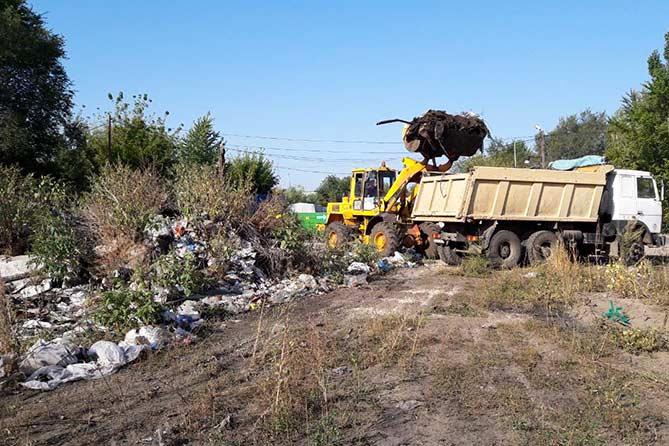 В Тольятти ликвидируют еще шесть свалок
