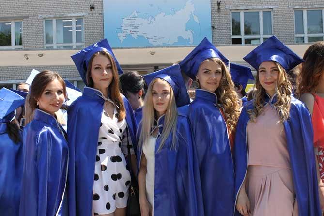 Состоялся торжественный выпуск студентов ТГУ 2018