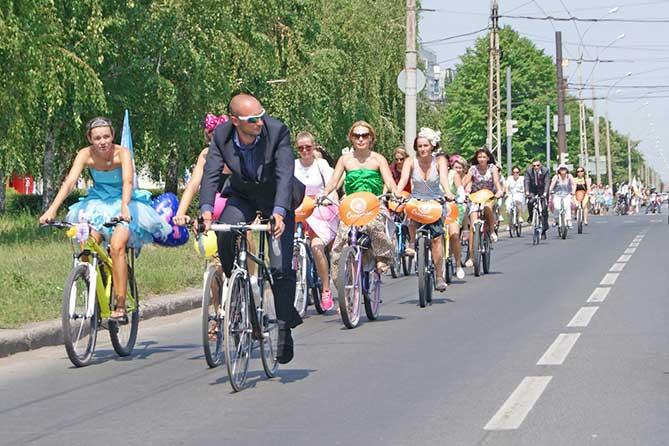 В Тольятти 14 июля 2018 года пройдет Велодевичник
