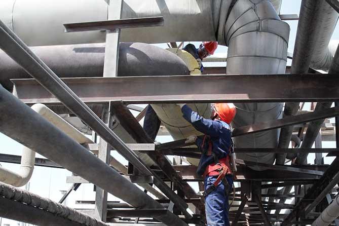 «СИБУР Тольятти»: Современная теплоизоляция паропроводов обеспечивает значительный экологический эффект