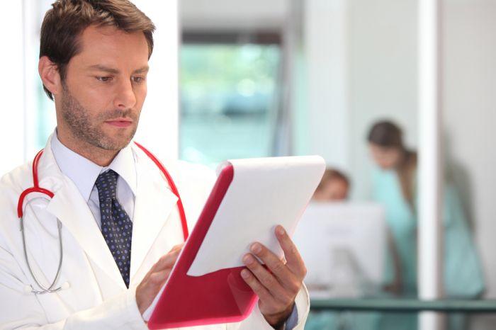 Выбор врача онлайн в Москве и Санкт-Петербурге
