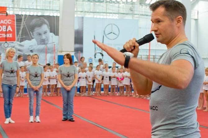 Звезды мировой гимнастики проведут мастер-класс в Тольятти 2 сентября 2018 года