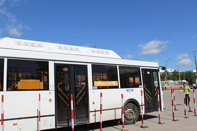 В Тольятти 30 и 31 августа 2018 года пройдет конкурс профмастерства водителей автобусов