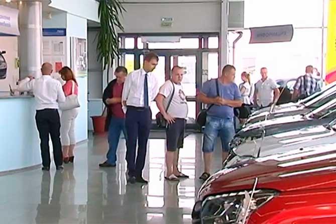 АВТОВАЗ: Почти 30 000 автомобилей LADA продано в июле 2018 года