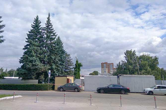 В Тольятти начинается реконструкция Центральной площади