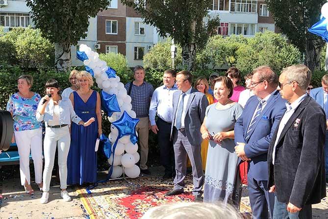 В Тольятти появилась Аллея Космонавтов