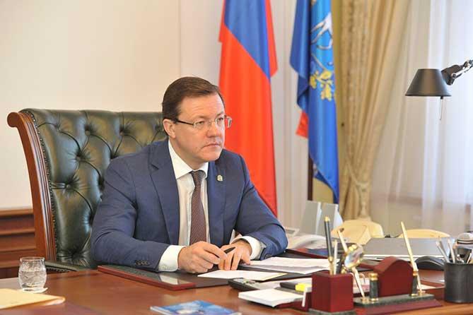 Дмитрий Азаров рассказал о реализации изменений пенсионной системы на территории Самарской области