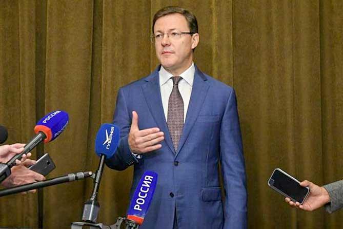 Дмитрий Азаров выступил с жестким заявлением по поводу задержания руководителя Фонда капремонта Самарской области