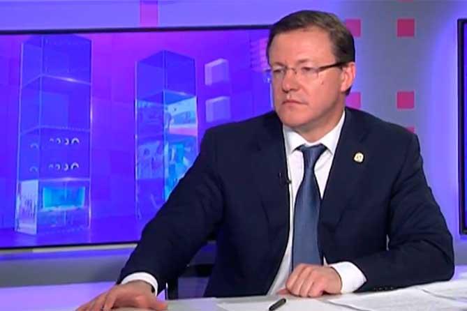 Дмитрий Азаров: Скоростной поезд Тольятти-Курумоч-Самара