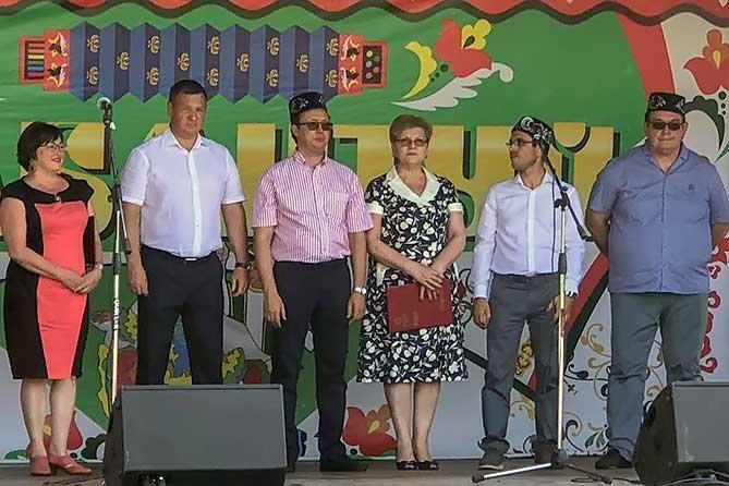 В Тольятти прошёл общегородской праздник «Сабантуй-2018»