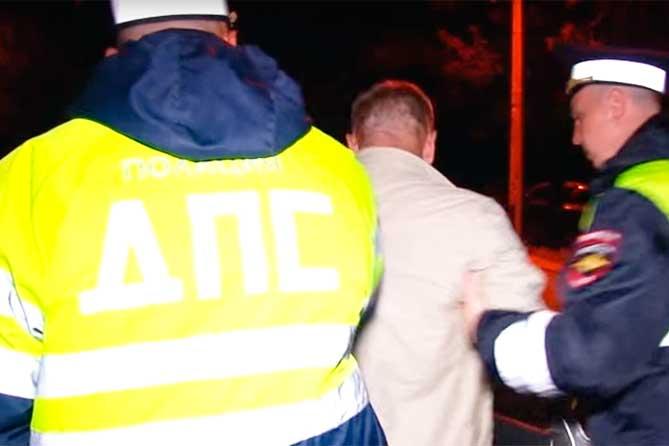 В Тольятти задержали 56-летнего водителя на Ленинском проспекте