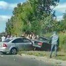 В ДТП на улице Коммунальной пострадали дети