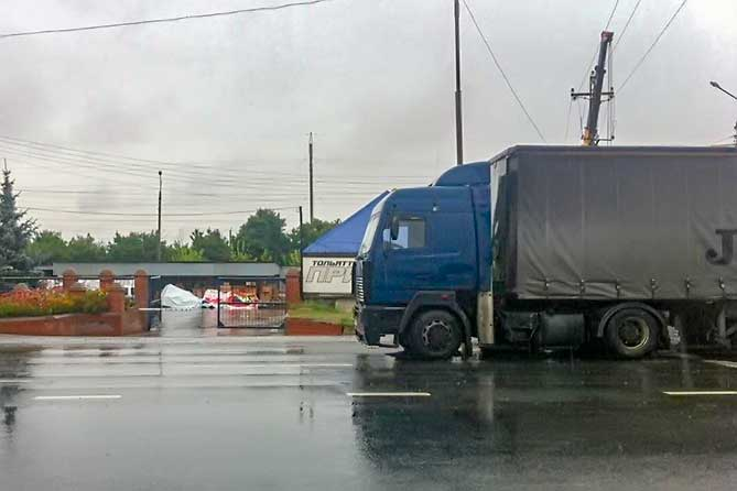 В ДТП пострадал 28-летний пассажир автомобиля ГАЗ