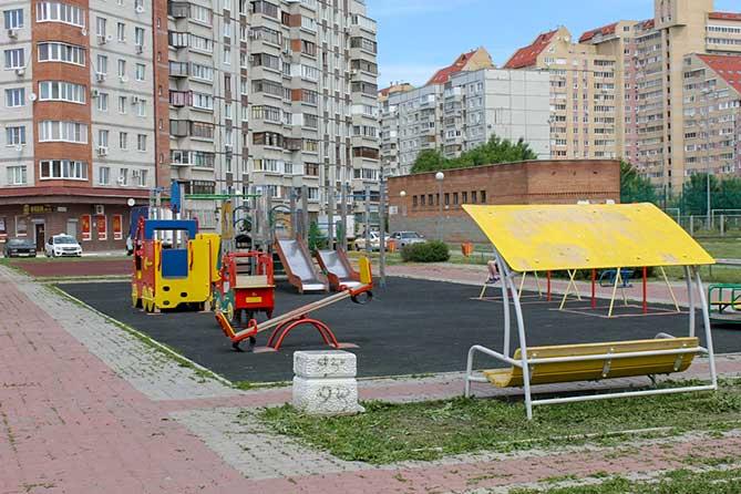 Каждый микрорайон города может получить до 300 тысяч рублей на благоустройство территории