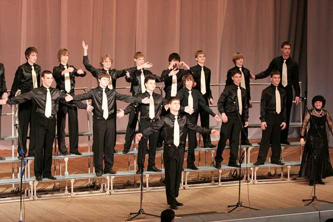 Тольяттинскому Хору мальчиков и юношей «Ладья» присужден губернский грант