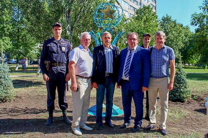 В Тольятти появилась собственная аллея звезд
