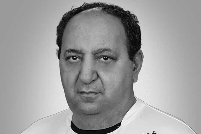Ушел из жизни главный тренер тольяттинской гандбольной команды «Лада» Левон Акопян