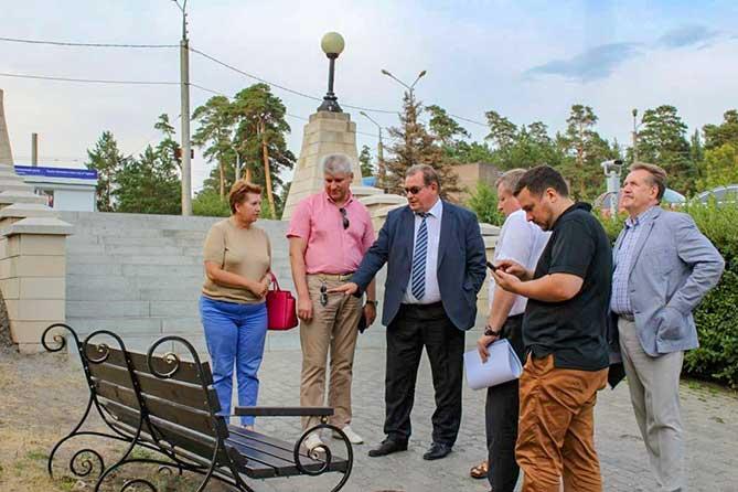 В ближайшее время начнется благоустройство территории у памятника Татищеву