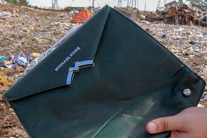 В Тольятти утилизирована партия брендового контрафакта