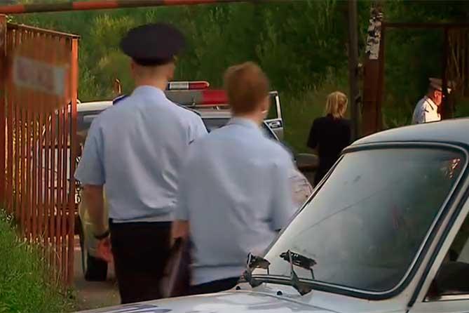 Полицейские разыскали пропавших двойняшек