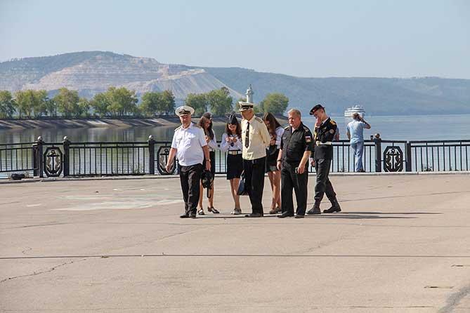 В Тольятти подведены итоги Всероссийского конкурса «Лучший матрос речного флота»