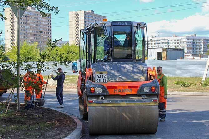 Ремонт дорог: Появится вело-пешеходная дорожка