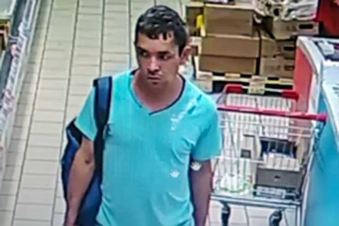 Розыск подозреваемого в совершении противоправного деяния в Ставропольском районе