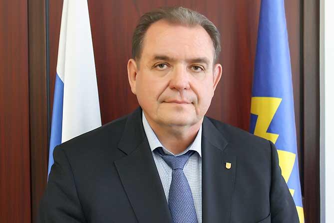 Поздравление главы города с Днем Государственного флага Российской Федерации