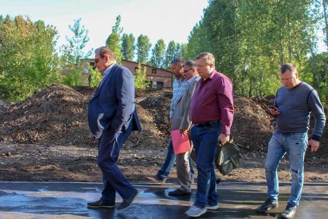 Спортивные площадки в Тольятти к началу учебного года